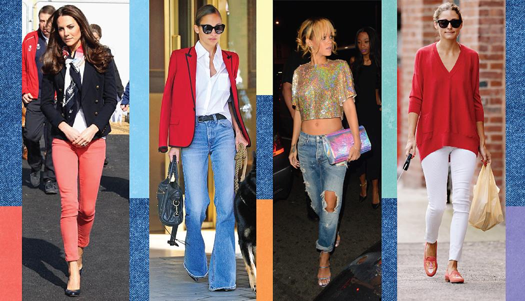 ffd9a40504ae78 Początki jeansów związane są z gorączką złota w Kalifornii, w XIX wieku.  Pracujący przy poszukiwaniach kruszcu robotnicy, potrzebowali wygodnych  strojów, ...