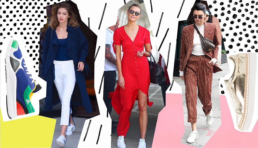 rozsądna cena różne wzornictwo style mody JAK NOSIĆ SPORTOWE BUTY DO ELEGANCKICH STYLIZACJI ...