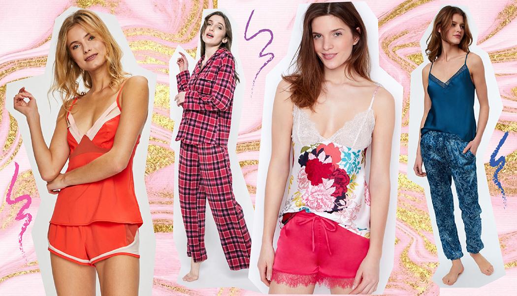 Znalezione obrazy dla zapytania: piżamy z sieciowek